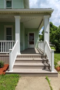 Stairs & Porch Steps Construction