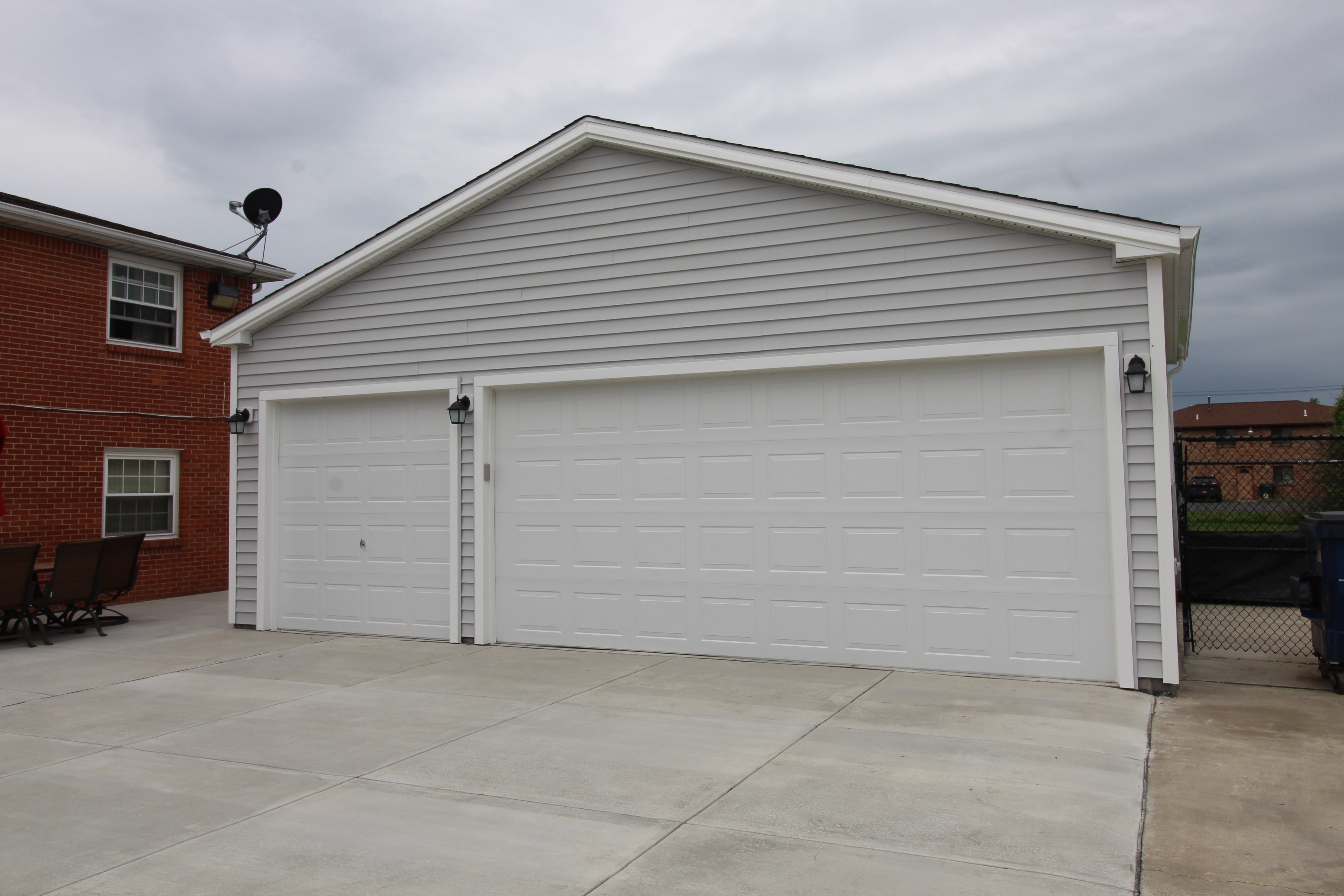 Garage Repair and Construction in Buffalo | Ivy Lea Construction