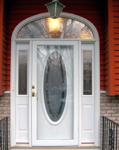 New Exterior Doors from Ivy Lea Construction
