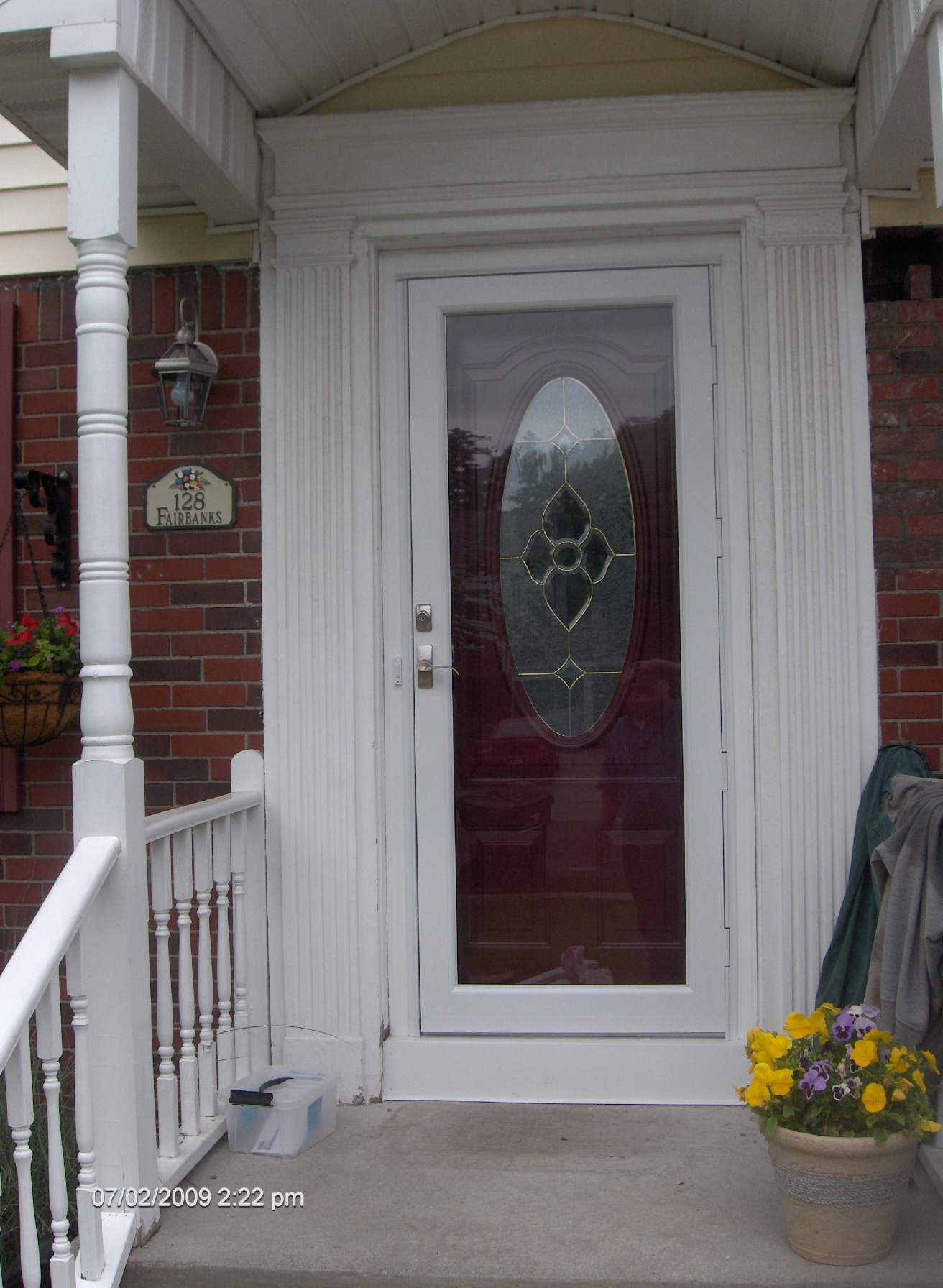 Replacement Interior Amp Home Entry Doors In Wny Ivy Lea