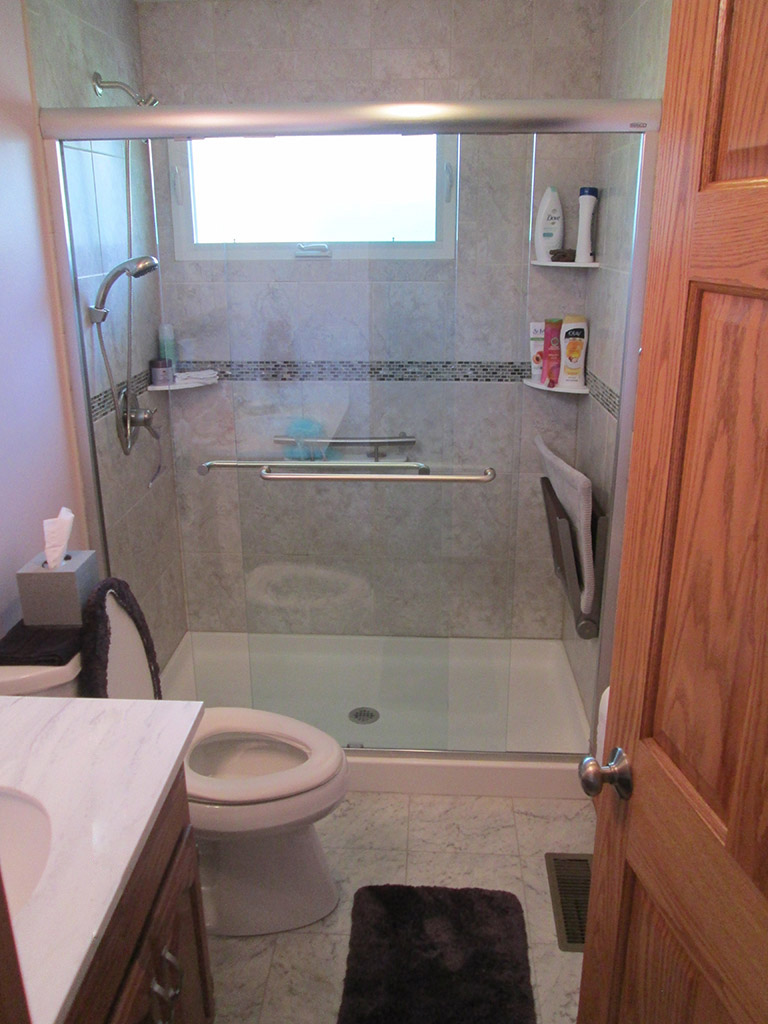 Bathroom Construction Bathroom Remodel U0026 General Contractors Buffalo Ny |  Ivy Lea