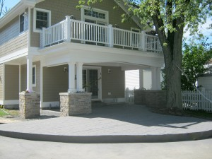 Porches from Ivy Lea Construction, Buffalo NY