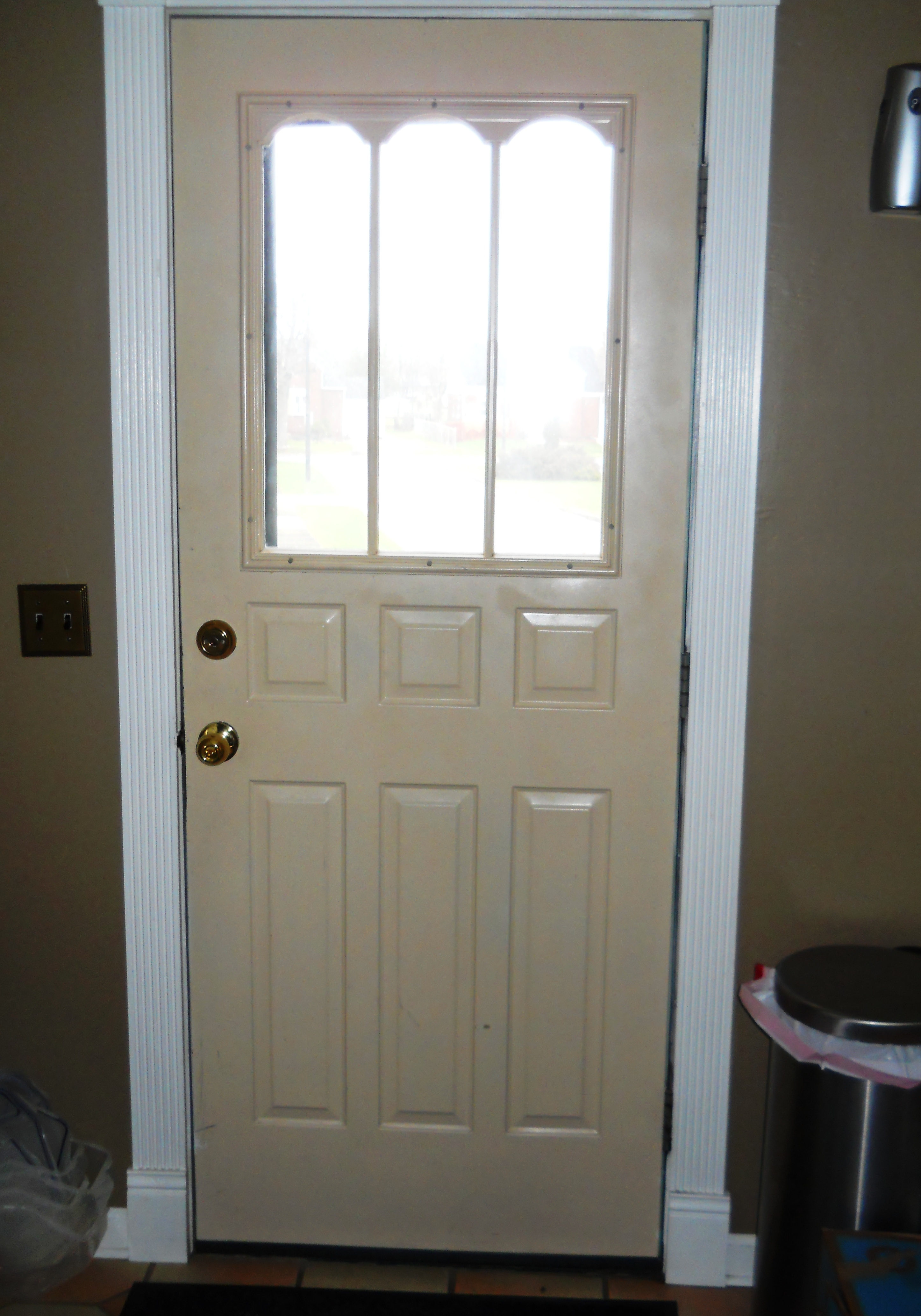 Replacement interior home entry doors in wny ivy lea construction for Interior doors installation services