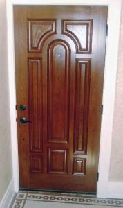 Indoor inside New Doors
