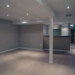 Basement Remodel by Ivy Lea Construction