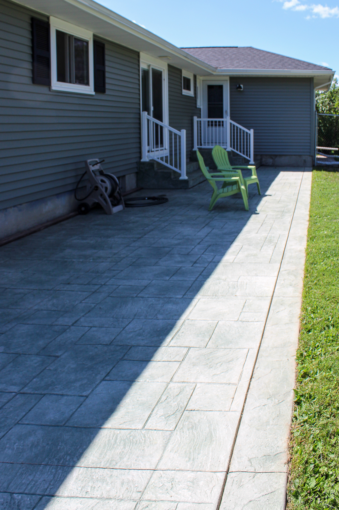 Stamped Concrete Patio Driveways Amp Porches Contractor
