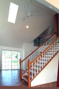 Stairs from Ivy Lea Construction Tonawanda NY