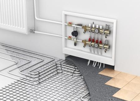a guide to radiant floor heating - Radiant Floor Heat