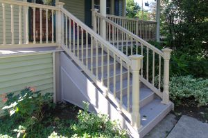 Stairs & Railings Construction